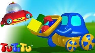 TuTiTu Toys | Tractor