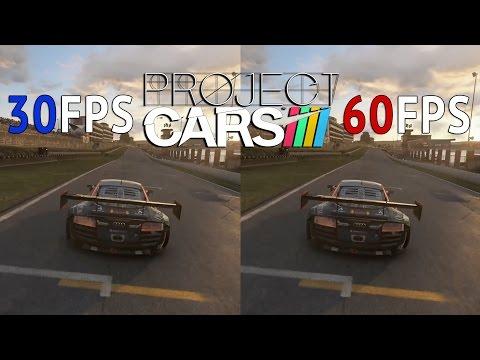 30fps - Comparativa de ver a 30fps vs 60fps en el Project CARS en el circuito de Brands Hatch con el Audi R8 Ultra, como podeis ver la diferencia es muy grande, no o...
