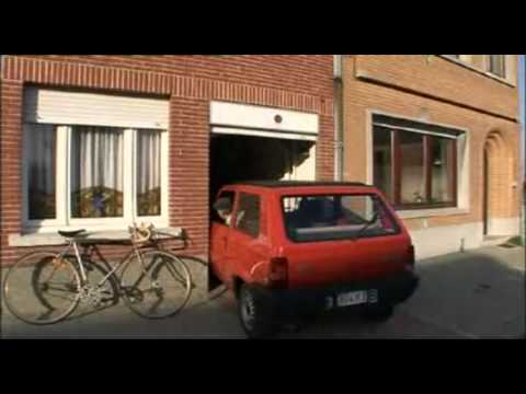 Parking your car in Belgium