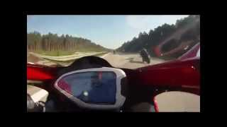 8. MV Agusta F4-RR Top Speed 330 km/h