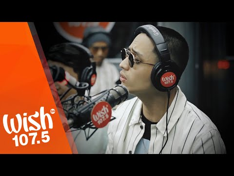 "Michael Pangilinan performs ""Uh Ah"" LIVE on Wish 107.5 Bus"