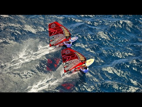 2015 Starboard iSonic - Action Video