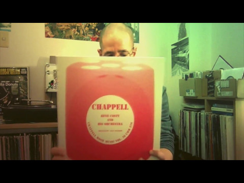 Raw Select Record Review: Rene Costy & His Orchestra - Chappell Mood Music Vol. 26
