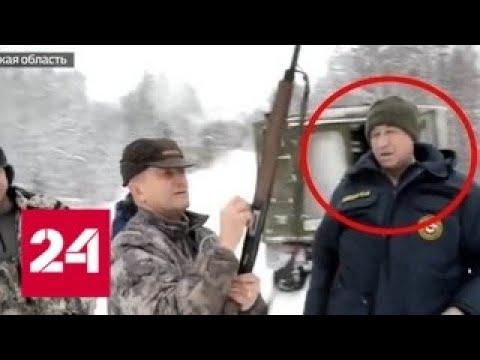 VIP-охота губернатора: преступление и наказание