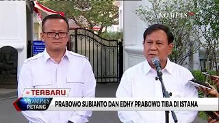 TERBARU - Prabowo Subianto Menteri Pertahanan Jokowi?