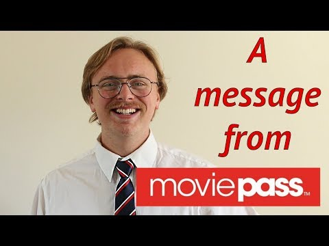 Reddit funny - A Message From MoviePass