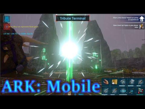 RAPTOR REVIVAL! ANCIENT AMBER! OP TRIKE ADVENTURE! Ark:Mobile Episode 7