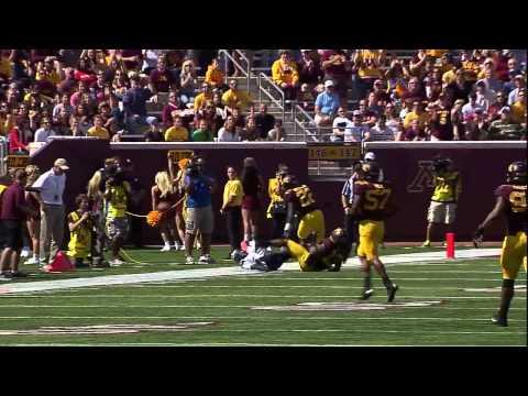 Brock Vereen Highlights video.