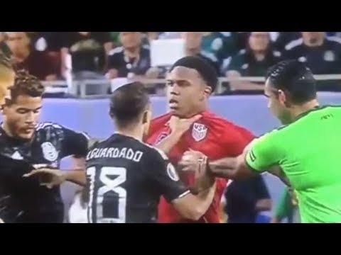 Video: Mexico Win 8th Gold Cup: What Went Wrong for U.S.?