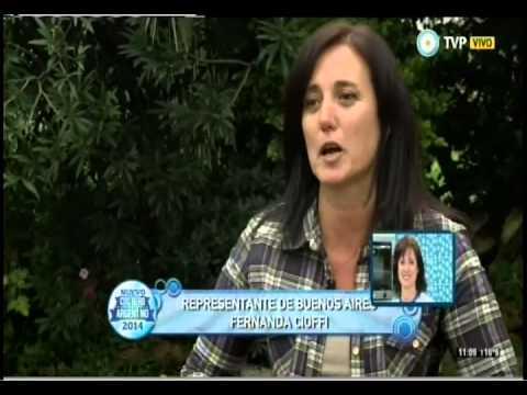 Conocemos a Fernanda Coiffi, Buenos Aires