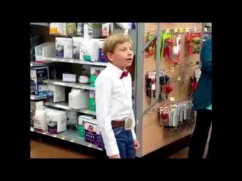 Yodeling Walmart Kid EDM Remix For 10 Hours