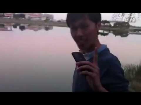 水漂哥用 Iphone4 和 HTC G10打水漂,真的是沒事找事做!!