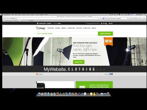 How to Install WordPress 3.8.1 using GoDaddy 2014