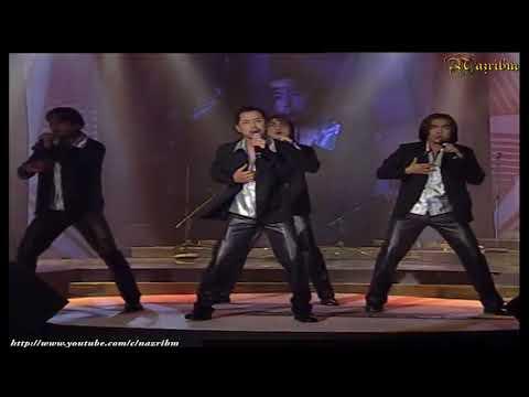 Kool - Satu Arah (Live In Juara Lagu 98) HD