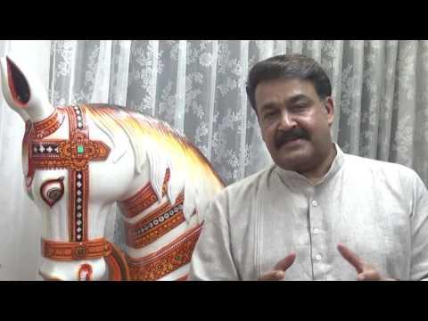 Mohanlal announces The Mahabharata movie