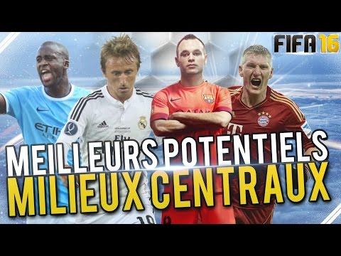 FIFA 16 | Les Pépites du Mode Carrière #5 | Spécial Milieu Centraux | FR |