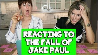 """Mamrie and I watched Logan Paul's new song """"The Fall of Jake Paul"""" and made a cute fun game out of it! Subscribe to Mamrie's Channel: http://www.youtube.com/youdeserveadrinkMY STYLE GUIDE: http://amzn.to/2ntNQjMMY SELF HELP BOOK: http://amzn.to/2ntP1jqMY PODCAST: http://soundcloud.com/nottoodeepwithgraceOTHER SOCIALS:SnapChat: GraceHelbighttp://twitter.com/gracehelbighttp://gracehelbig.tumblr.comhttp://instagram.com/gracehelbighttp://soundcloud.com/nottoodeepwithgraceORDER #DIRTY30MOVIE NOW! http://bit.ly/28ZATYWDOWNLOAD DYSH! bit.ly/DyshGraceHi, if you're new. I make 3 videos a week, Monday Wednesday and Friday. You might like them, you might hate them, but you can't unsee them. Unless you have amnesia."""