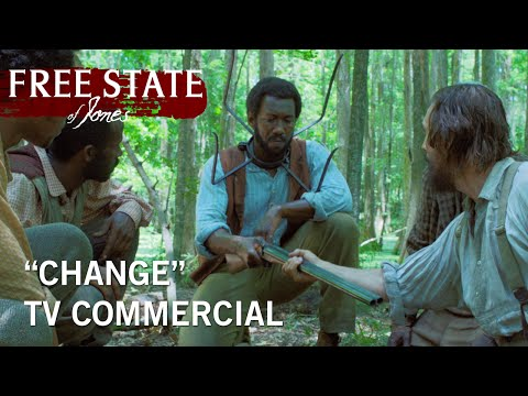 Free State of Jones (TV Spot 'Change')