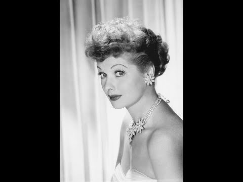 LUCILLE BALL BIOGRAPHY & TRIBUTE!!!