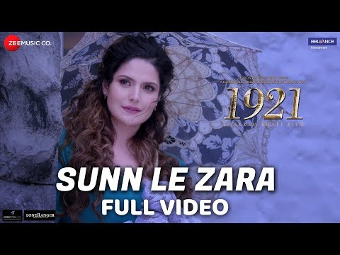 Video Sunn Le Zara - Full Video | 1921 | Zareen Khan & Karan Kundrra | Arnab Dutta | Harish Sagane download in MP3, 3GP, MP4, WEBM, AVI, FLV January 2017