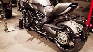 8. 2016 Ducati Diavel Carbon Walkaround
