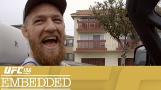 UFC EMBEDDED 196 Ep2