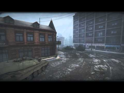 Strike - Armored Warfare | http://armoredwarfare.com We are excited to share with you this trailer of the Armored Warfare PvP map Cold Strike! This battlefield is set in a city modeled with architecture...