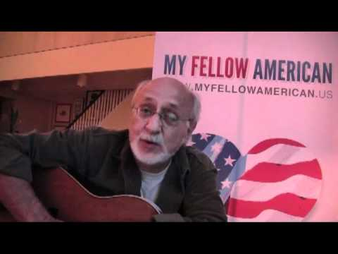 Peter Yarrow Takes the Pledge