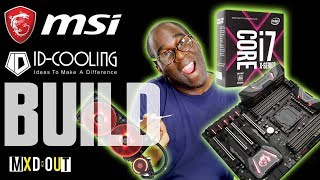 MSI X299 Gaming M7 ACK Motherboard  AIO BuildWe are building an AIO Build using the MSI X299 Gaming M7 ACK Motherboard and the Intel Core i7-7820X using the ID Cooling Aura flow RGB 240mm AIO. See the results above.  For more overclocking videos check out our Overclocking playlist below:https://www.youtube.com/playlist?list=PLQ_8_yVZSSGVZFebqfiIxVnZLAL_RYWuP💸 Use our Overclockers UK affiliate link! - https://goo.gl/gEUmrR💸 Or our Amazon affiliate link! - http://amzn.to/2pbp36W👕👚 SHOP MXDOUT MERCH! 👚👕https://shop.spreadshirt.co.uk/MXDOUT/See you in the next one, thanks for watching! 😜