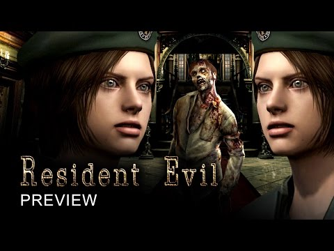 Preview - Lucy and Rob take a look at the HD remaster of the remake of the original Resident Evil. It's slightly less complicated than it sounds. Visit all of our channels: Features & Reviews - http://www.y...