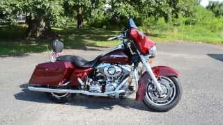 9. For Sale 2008 Harley-Davidson FLHX Street Glide at East 11 Motorcycle Exchange LLC