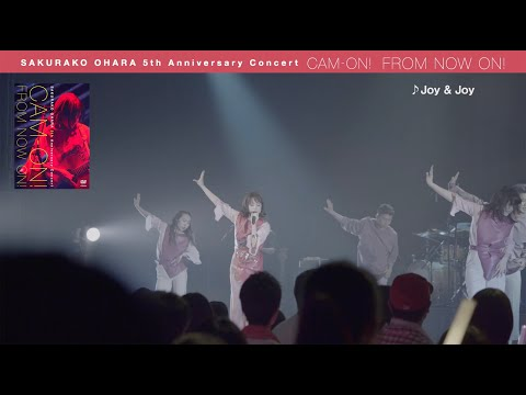 , title : '大原櫻子 -Special Trailer 5th Anniversary コンサート CAM-ON!~FROM NOW ON!~'