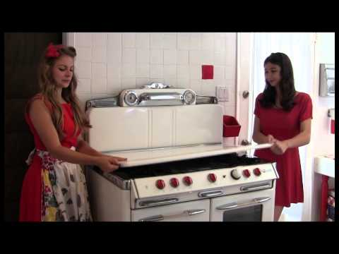 1950's Styled Stove Infomercial