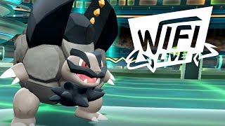 Pokemon Let's Go Pikachu & Eevee Wi-Fi Battle: Alolan Golem HAS A CLEAN BEARD! (1080p) by PokeaimMD