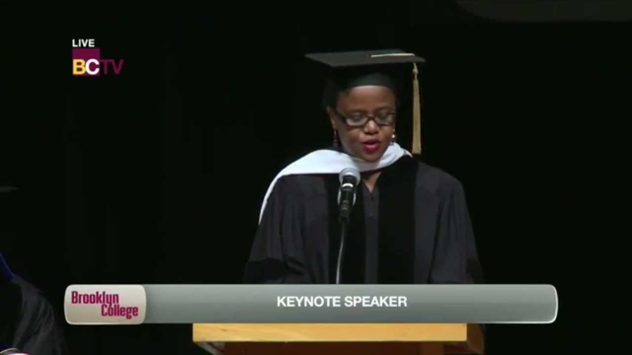 Edwidge Danticat Receives Honorary Doctorate from Brooklyn College