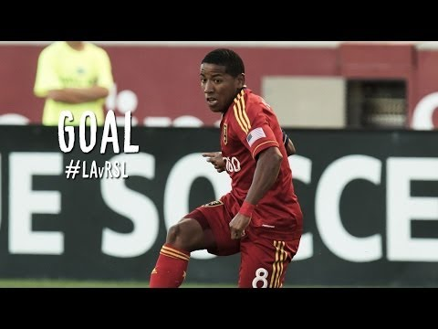 Video: GOAL: Joao Plata scores controversial winner vs. Galaxy | LA Galaxy vs. Real Salt Lake