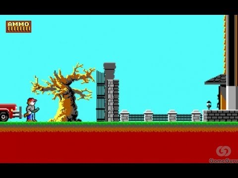 Dangerous Dave (P1) [Old/Dos PC Game - Full Let's Play]
