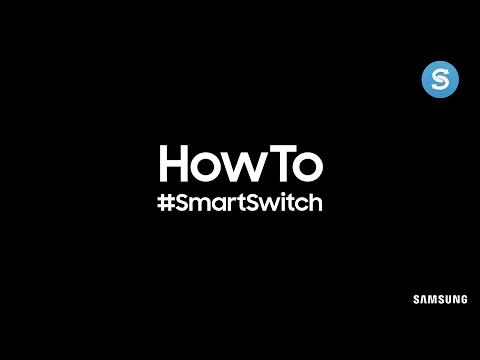 Wszystko o przenoszeniu danych za pomocą aplikacji Smart Switch