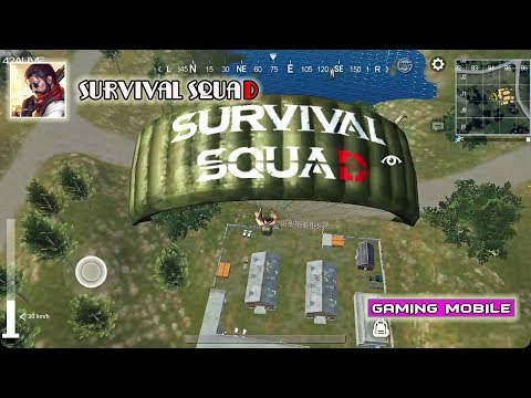 [Android/IOS] Survival Squad - Battle Royale