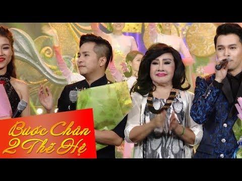 Liveshow Bước Chân Hai Thế Hệ 20 - Đêm Á Châu Huyền Ảo - Phần 7 - Thời lượng: 46:46.