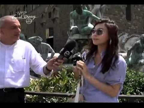 Kim ha neul – Travel Diary In Italy Part 1/2