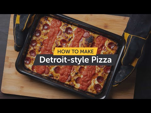 How to make Detroit-style pizza | Ooniversity
