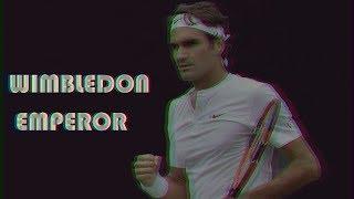 Roger Federer - Wimbledon Emperor - Wimbledon 2017 Trailer