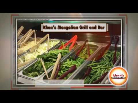 Khan's Mongolian Grill & Bar - Local Restaurant in East Stroudsburg, PA 18301