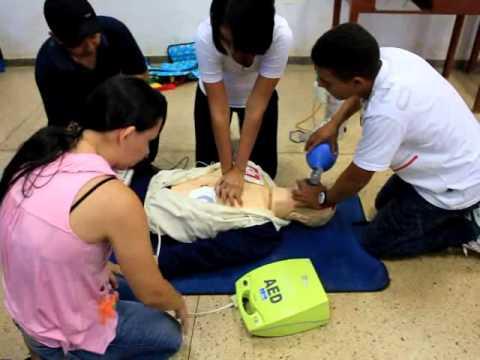 1º Curso APH SAMU em Itinga Do Maranhão - Parte 2