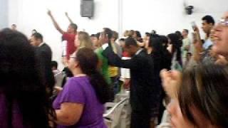 Culto Na Séde Do Avivamento Pentecostal 1