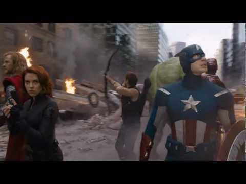 Marvel's The Avengers Blu-ray Clip 2