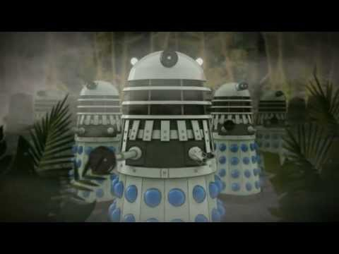 Unseen Daleks' Master Plan Animation Test Reel Released!