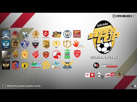 [Super Cup] Season 2 - Vòng sơ loại 1 - Day 3