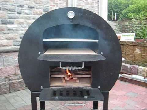 QUINTESSENTIAL GALANTINO WOOD FIRED PIZZA OVEN